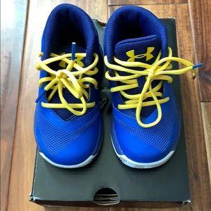 Kids UA Curry 3 Shoes - Size 5k
